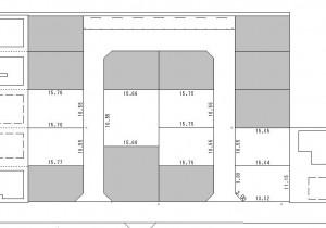 区画割寸法図 10済2